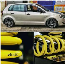 Fitted Coilover Offer: FK Automotive for Polo 6r/Vivo
