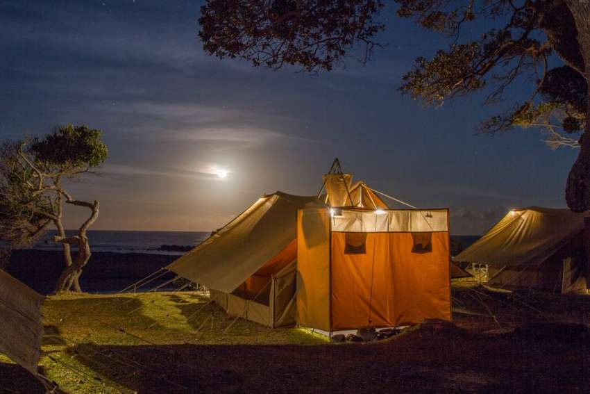 Luxury Mobile Tented Camp for Sale 0