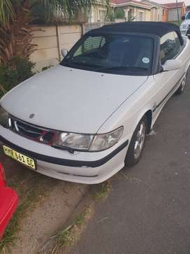 Saab 2.3L convertible for sale