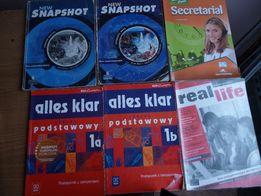 Książki do nauki języków obcych: angielski, niemiecki