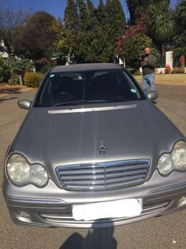 2005 Mercedes Benz c class w203 for sale