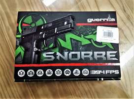 Guerrilla Snorre CO2 Pistol Kit