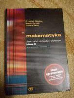 Matematyka zbiór zadań LO/Technikum - kl.3 K.Kłaczkow, M.Kurczab
