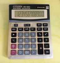 Калькулятор Citizen SDC-1200V (12 разрядный). Бухгалтерский настольный