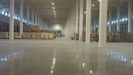Монилитные бетонные полы