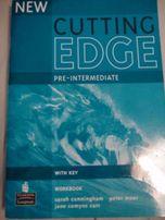 Cutting edge pre-intermediate/учебник по английскому