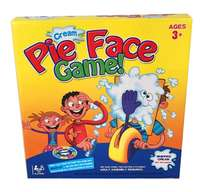 Image of Pie Face Game Board FamilyToys Rocket Games Fun Christmas Gift