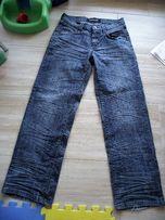spodnie jeans DOCKHOUSE 30