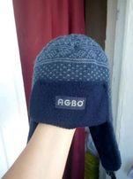 Зимняя шапочка в отличном состоянии
