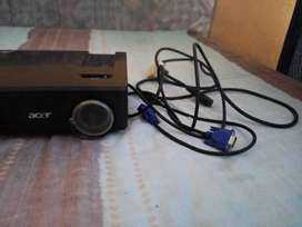 Acer Projector Used