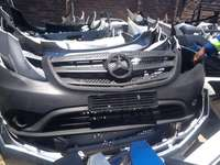 Image of Good condition Genuine clean mercedes vito front Bumper for sale