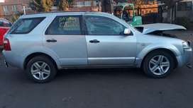 Ford territory barra stripping