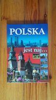 "Książka ""Polska jest naj..."""