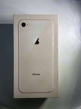 iPhone 8 Rose Gold good condition