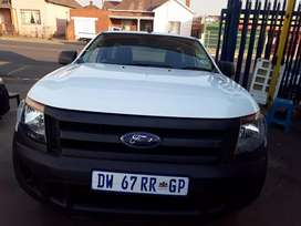 2015 Ford Ranger (2.2) Single Cab  With Canopy