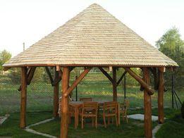 Gont Osikowy Wiór Drewniany Dachy z Gontów Osikowych