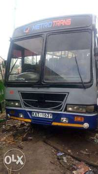 The bus is in very good condition 0