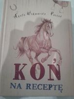 Koń na receptę Agata Widzowska