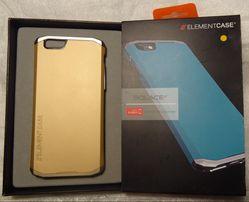 Чехол Elementcase Solace Бронзовый для iPhone 6/6S