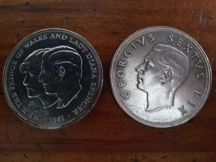 Two, very rare coins for sale, 0
