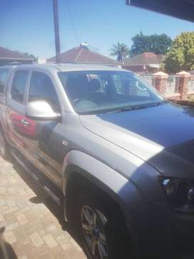 Double Cab VW Amarok in good condition