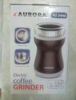 Кофемолка новая.aurora au 3440.