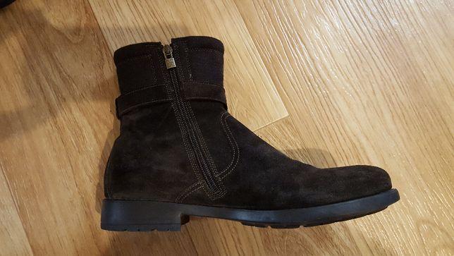 Продам итальянские мужские ботинки (полусапоги) FABI Харьков - изображение 3