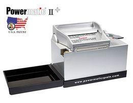 Машинка-автомат для набивки сигарет, табака, гильз Powermatic 2+(Plus)