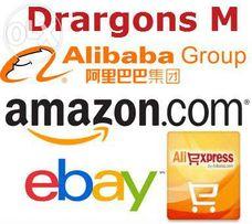 Электроника и не только под заказ из Китая, Ebay