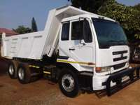 Image of Nissan UD 440 10 Cubic Tipper ZF Waterworks vvv