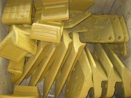 Бокорезы на ковш, боковая защита ковша, торцевая защита зубья