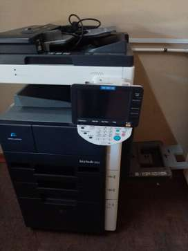 Photo copying machine