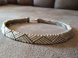 Ожерелье серебро Индия