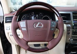 Восстановление AIrbag Lexus Lx 570 и другие модели