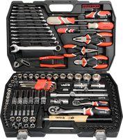 Набор инструментов YATO 122 предмета YT-38901 Польща Оригінал