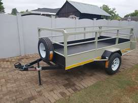 Newly built trailers FROM R 17 000