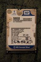 Продам жесткий диск для ноутбука 500 GB