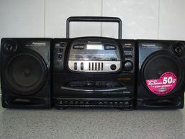 """Продам музыкальный центр """"Panasonic""""RX-DT 640."""