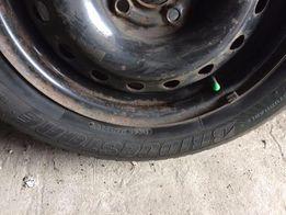 продам б/у шины зимние шипованные на метал. дисках 2шт.