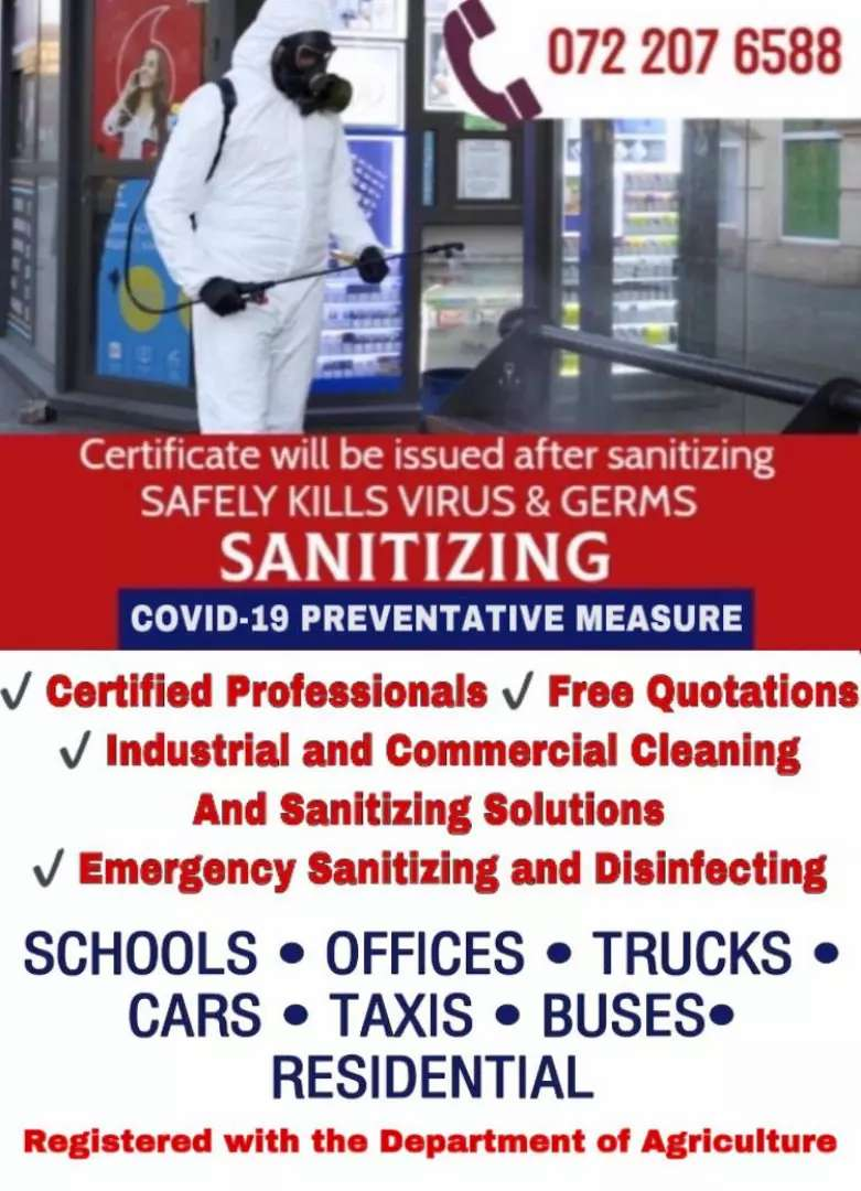 Pest Control and Sanitizing 0