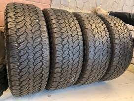 265/65 R17 112H General Tire Grabber All-Terrain  AT3 Tyres