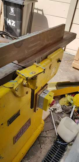8 inch 3 Phase Industrial Planer.  Heavy Duty