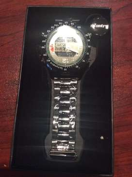 **Brand New**INFANTRY MILITARY CO. Brigadier Dual Time Watch