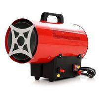 Nagrzewnica gazowa dmuchawa powietrza 15kW 320m3/h +wąż,reduktor KRAFT