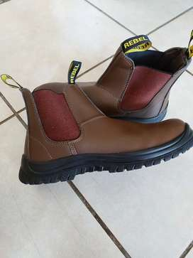 Safety boots (Rebel)