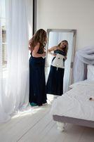Красивое платье для фотосессии беременных