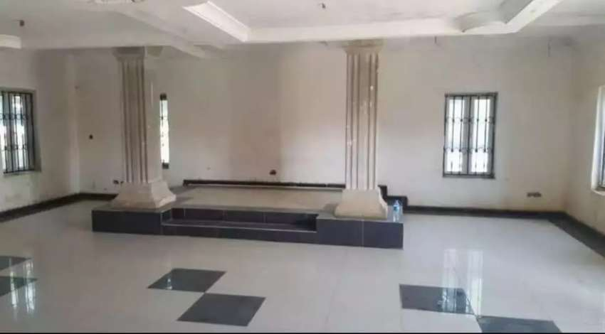 A Beautiful Hall For Church Activities Available For Rent 0