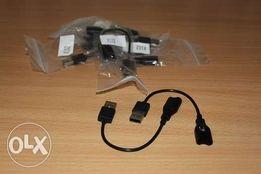 Шнур кабель зарядки браслета Xiaomi Mi Band Фитнестрекер смарт брасл