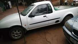 I selling my ford bakkie for 35k