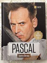 Pascal kontra Okrasa, prezent, książka kucharska